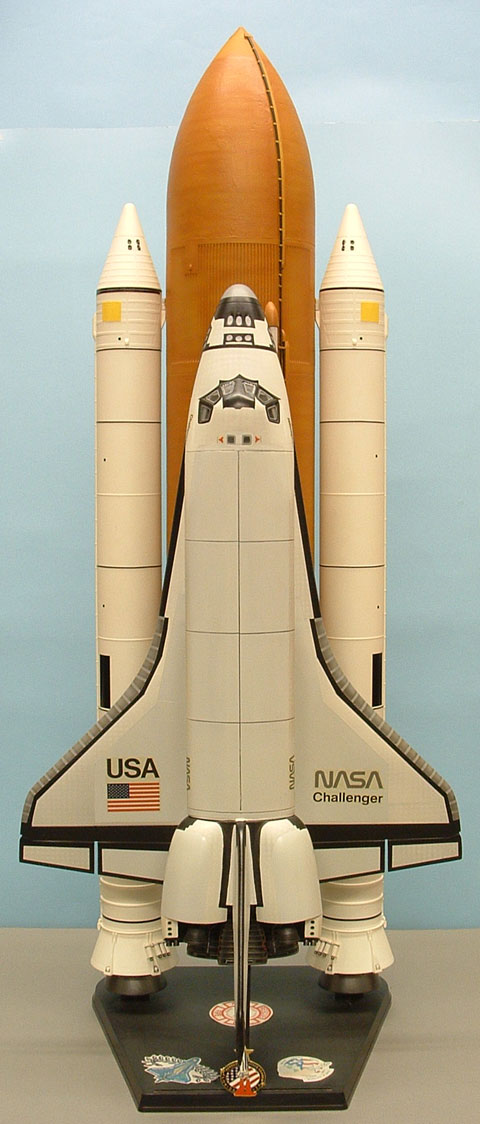 space shuttle model revell - photo #9